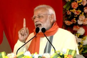 PM Modi takes jibe at Odisha govt, says demon of corruption strong in state