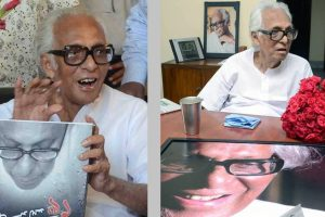 Mrinal Sen — the 'accidental filmmaker'