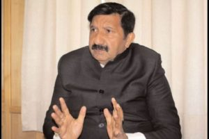 Have kept BJP govt on tenterhooks: Mukesh Agnihotri