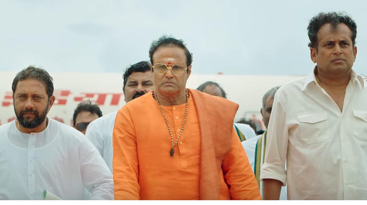 #NTR Official Trailer   Nandamuri Balakrishna   Krish