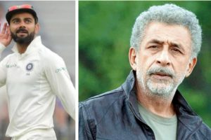 Naseeruddin Shah calls Virat Kohli 'world's worst behaved player'