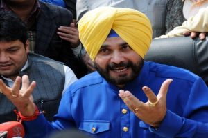 Vocal cord 'injured' after 70 poll speeches in 17 days, Sidhu advised complete rest
