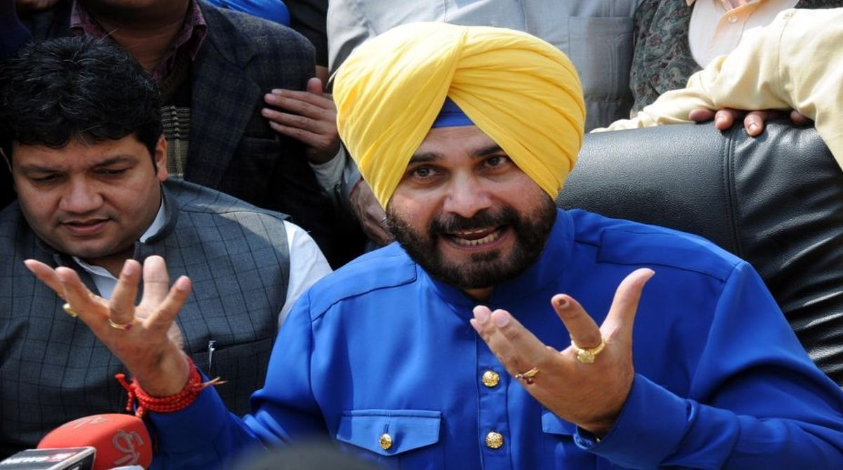 Navjot Singh Sidhu, poll speeches, injured vocal cords, election campaign