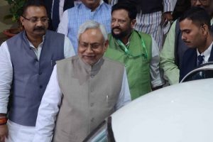 Nitish Kumar's plans for JD-U expansion suffer serious setback