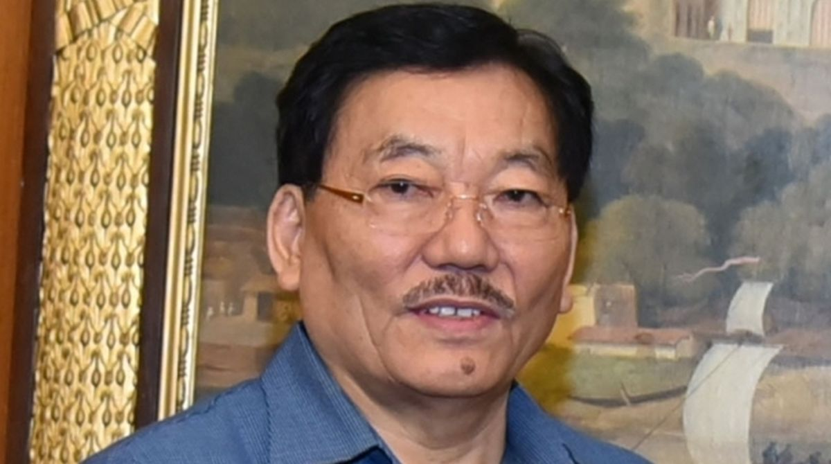 Sikkim, Pawan Chamling, 2019 Assembly elections, communal forces, Sikkim Democratic Front,Garib Utthan Bhawan