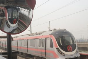 Temporary changes in Delhi Metro Pink Line timetable due to technical work