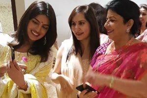 Don't want to give publicity to those fools: Priyanka Chopra's mother on The Cut article