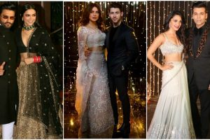 Best dressed celebs at Priyanka Chopra-Nick Jonas' wedding reception