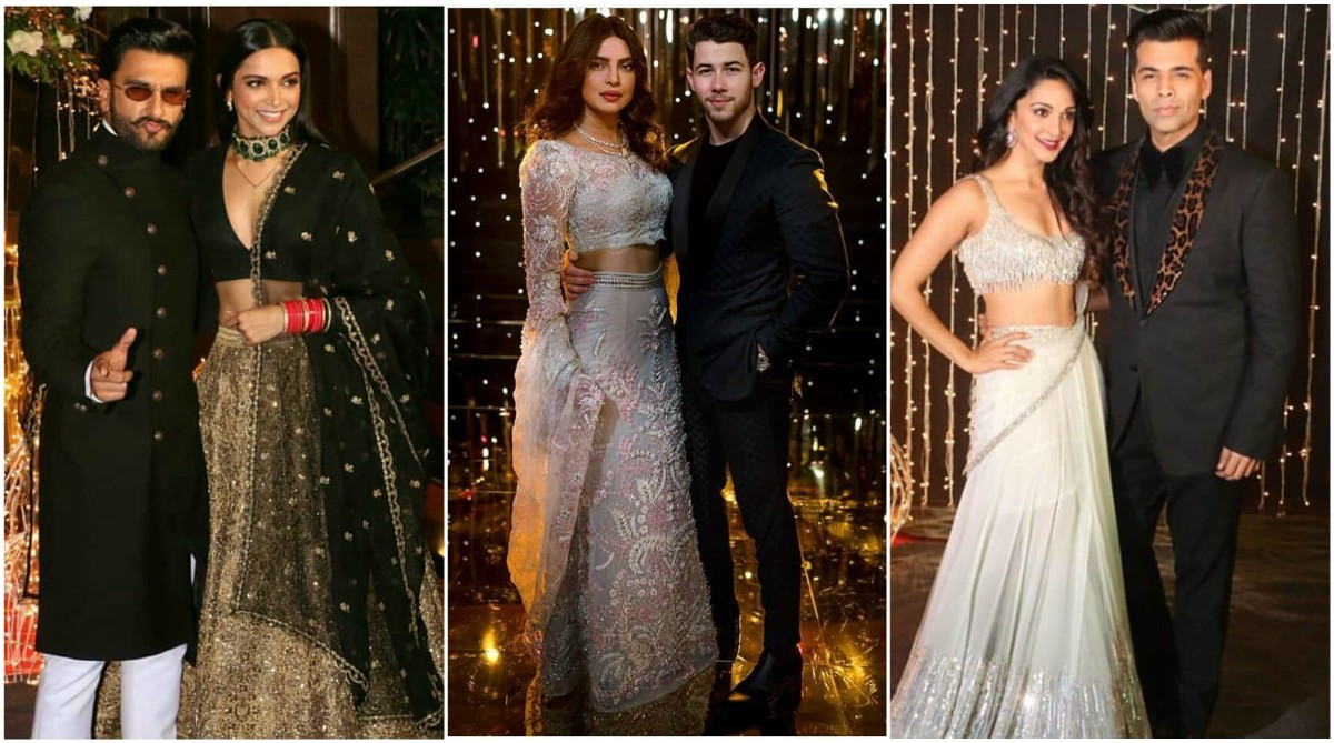 Priyanka Chopra and Nick Jonas' wedding reception