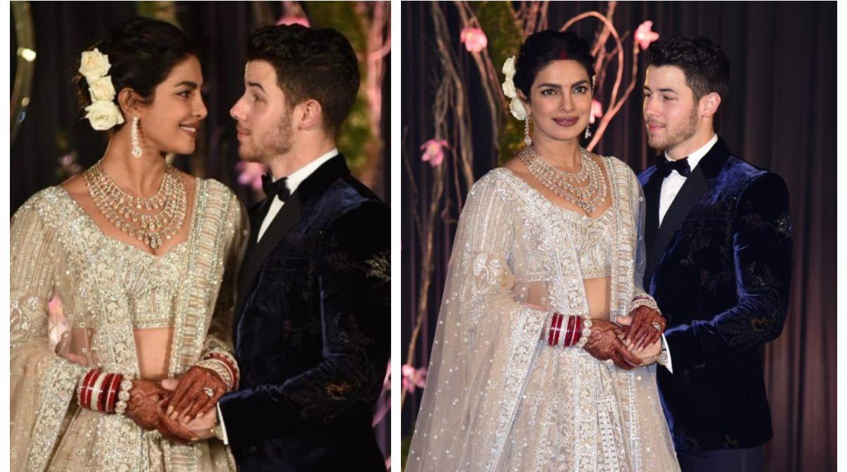 Priyanka Chopra, Nick Jonas, Priyanka Nick reception Delhi