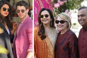 Celebs head to Udaipur as Isha Ambani's pre-wedding celebrations kick off | See video