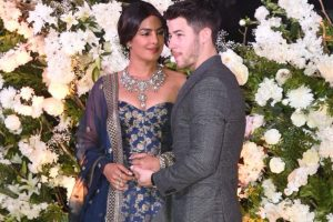 Watch video | This is my first show in India, says Nick Jonas at wedding reception