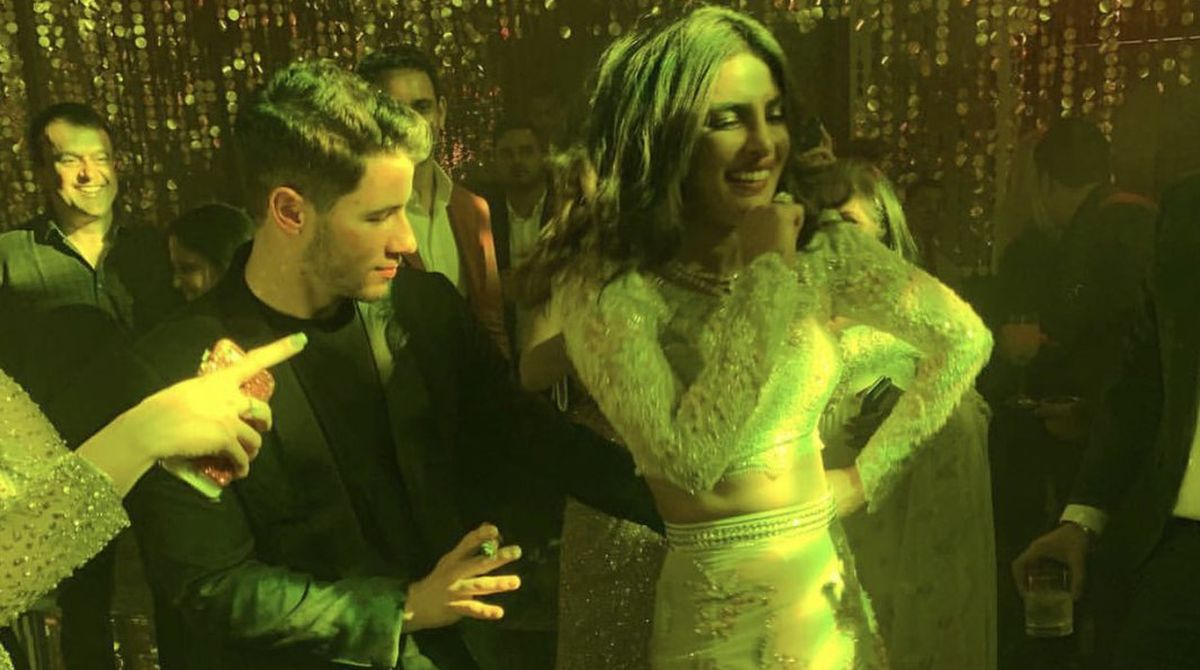 Priyanka Chopra-Nick Jonas wedding reception was all about love, dance and fun | See videos