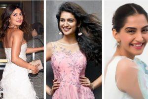 Most searched personality of 2018: Priyanka Chopra, Sonam Kapoor or Priya Varrier?
