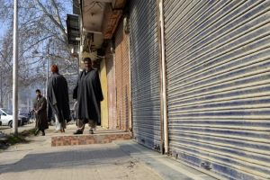Curfew imposed in Pulwama following strike call by Separatists