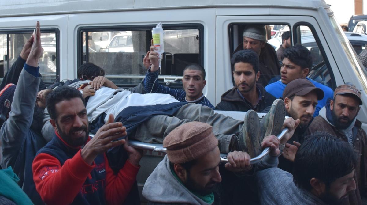 Pulwama, Civilians, Terrorists, Soldier, Omar Abdullah, Mehbooba Mufti, Governor Satya Pal Malik