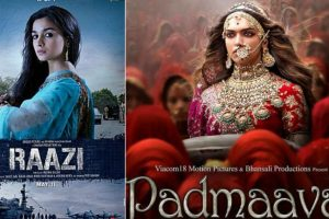 Bollywood: The journey this year