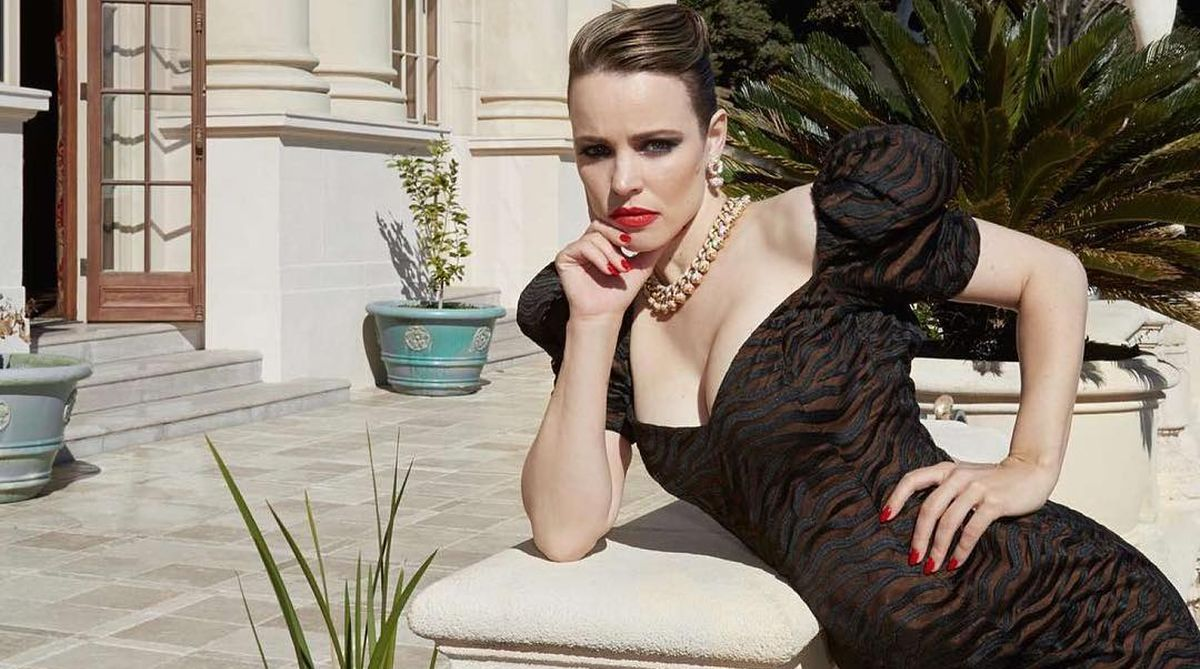 Rachel McAdams graces magazine cover with breast pumps