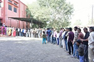 Over 41% polling reported in Rajasthan till 1 pm