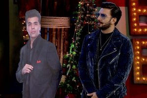 Bigg Boss 12, Day 97, December 22: Ranveer Singh plays Karan Johar