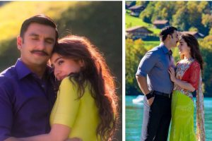 Simmba Tere Bin song: Ranveer Singh and Sara Ali Khan display good chemistry | Watch video