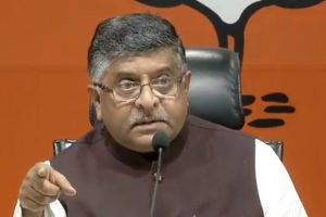 15,779 Indian websites hacked during Jan-Nov 2018: Ravi Shankar Prasad