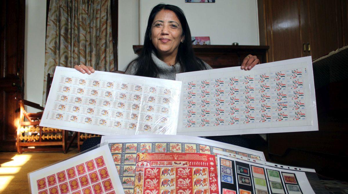 Army doctor, Ritu Kalra, Queen Victoria, Himachal Philatelic Club, Nasik Printing Press, Ashoka Chakra, Switzerland