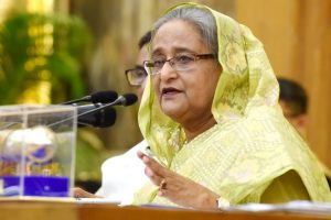 Why Hasina is important for the North-east