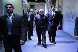 PM Modi discusses global economy, terrorism, fugitive economic offenders at G20 Summit