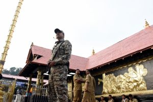 Sabarimala temple to reopen today | Prohibitory orders extended till 5 January