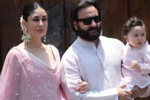 What, a movie on name of Taimur Ali Khan?