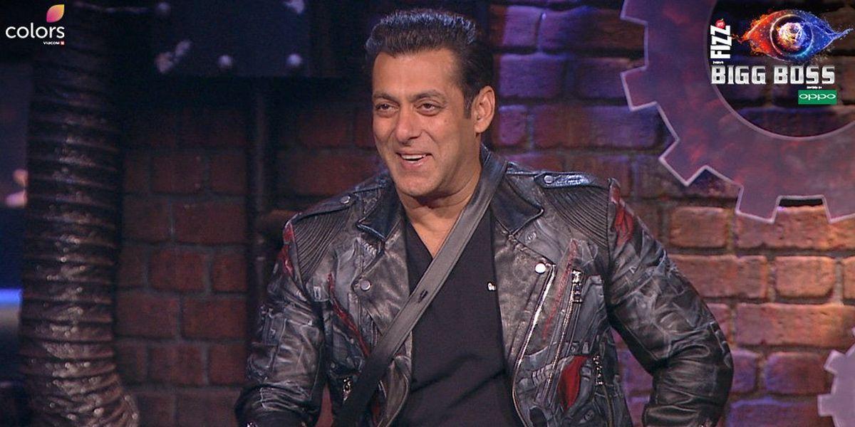Salman Khan, Bigg Boss, Bigg Boss 12
