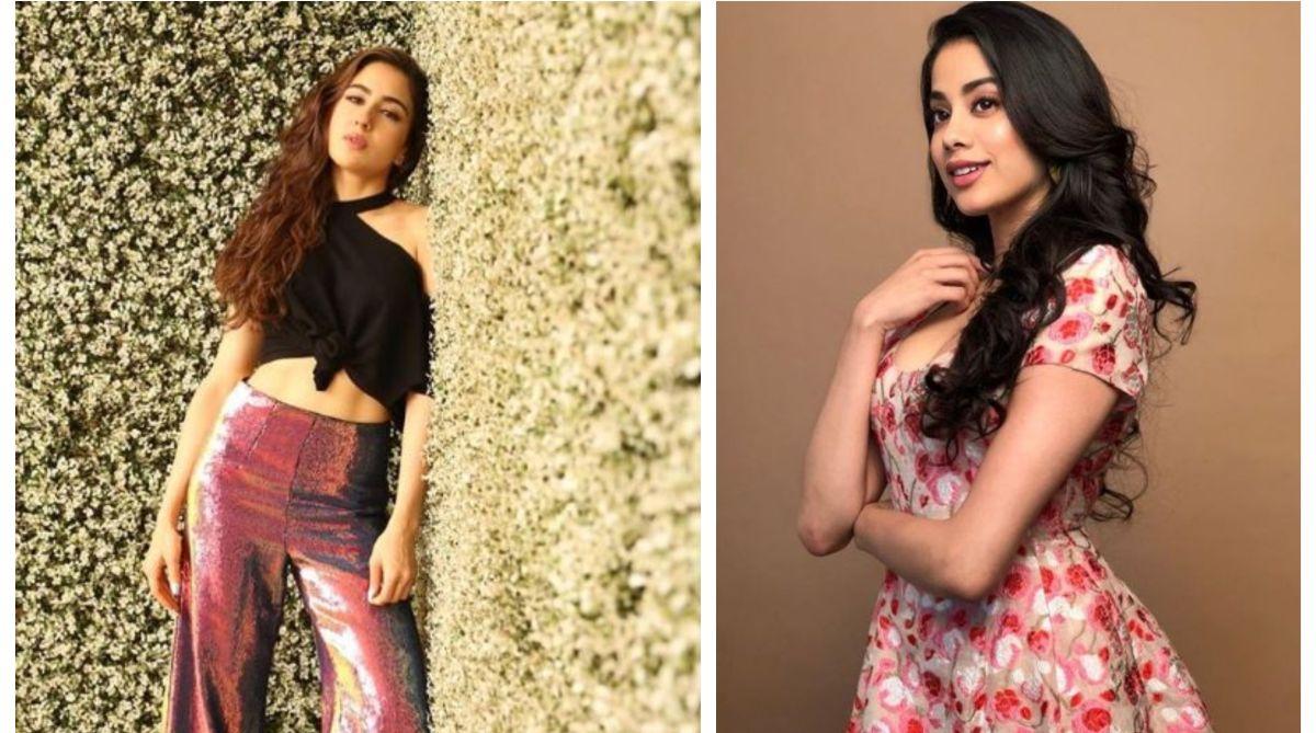 Sara Ali Khan, Janhvi Kapoor