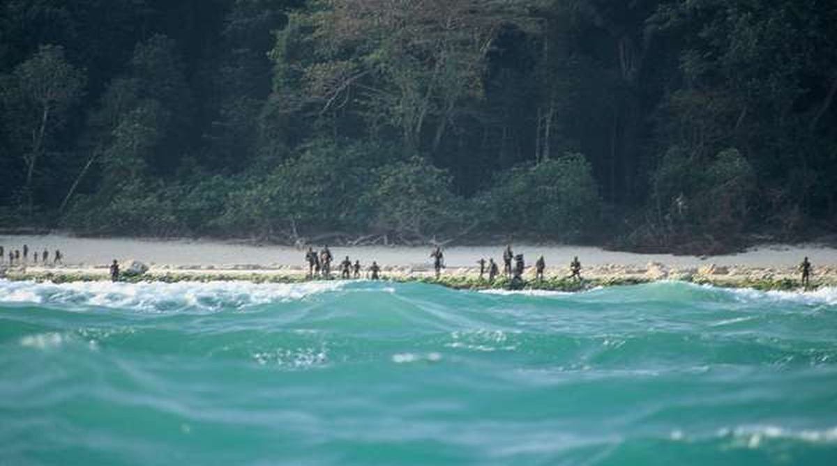 Andaman, US national, NCST, Christianity, Andaman and Nicobar Islands, Sentinelese, John Allen Chau, North Sentinel Island, Aboriginal Tribes
