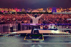 Zero: Shah Rukh Khan puts on his dancing shoes in Dubai | Watch