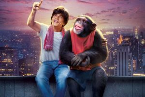 Bauua Singh introduces simian friend in new Zero poster