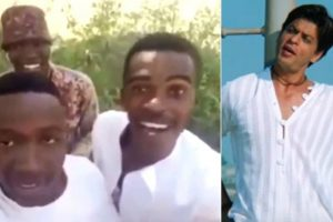 This video of Nigerian boys singing Kal Ho Naa Ho will make even SRK proud