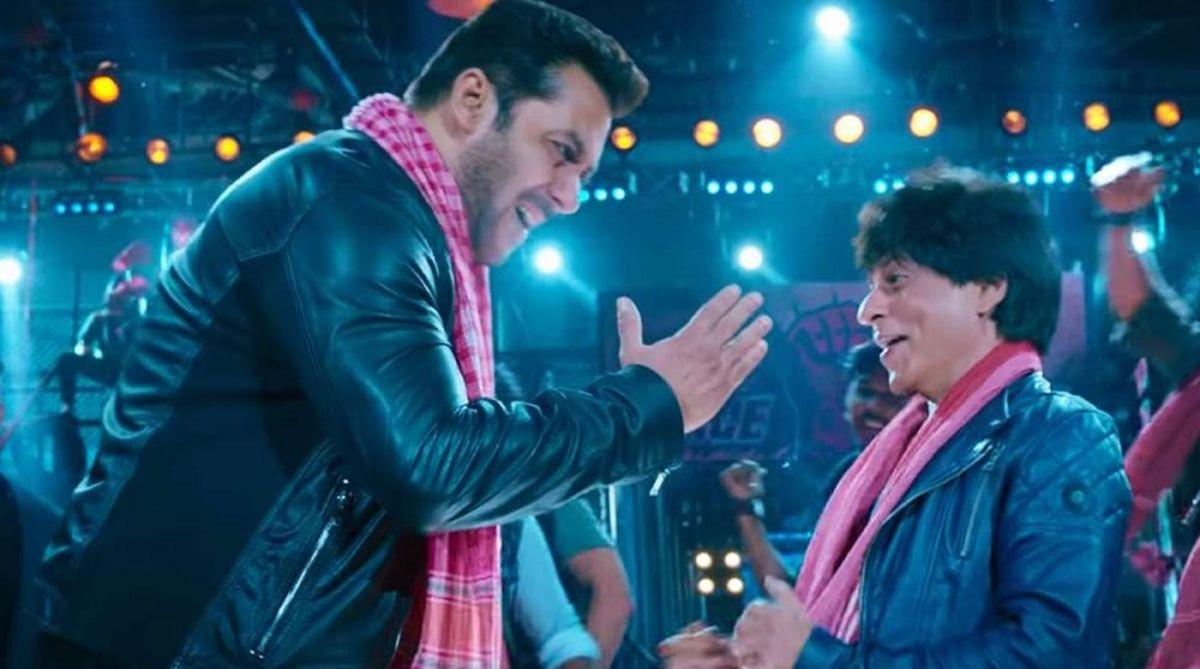 Shah Rukh Khan, Salman Khan, Zero, Issaqbaazi