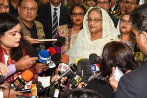 Hat-trick for Awami League and Sheikh Hasina in Bangladesh polls