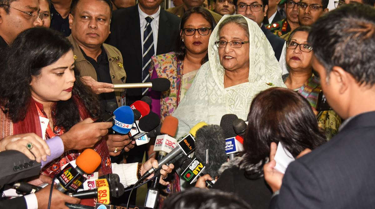 Awami League, Sheikh Hasina, Bangladesh elections, Bangladesh polls, Khaleda Zia, BNP