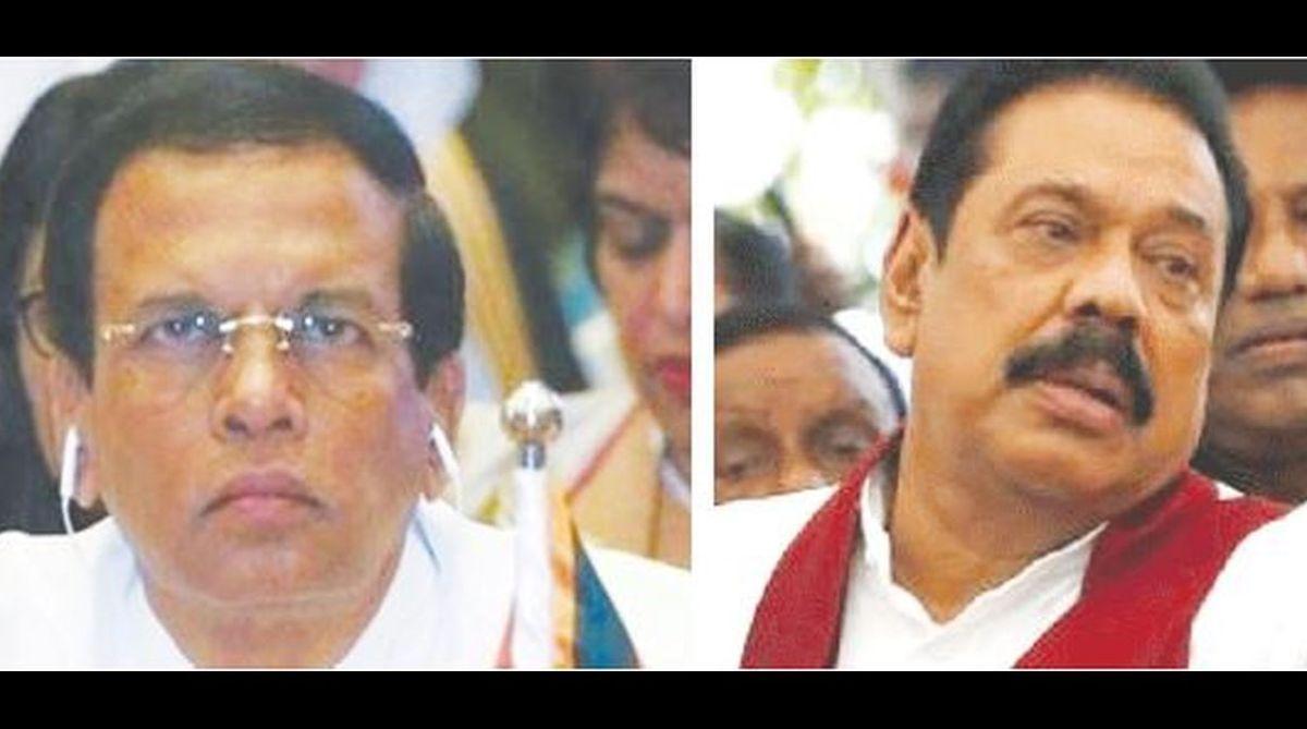 Mahinda Rajapaksa, Ranil Wickremesinghe, Sri Lanka, Maithripala Sirisena