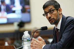 No plans to launch Google search engine in China: Sundar Pichai