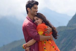 Kedarnath BO: Sara Ali Khan and Sushant Singh Rajput's film passes Tuesday test
