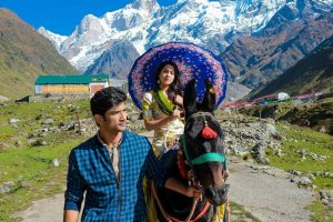 BO report: Sara Ali Khan and Sushant Singh Rajput's Kedarnath paces up
