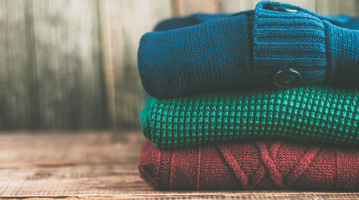 Make your woolens last longer in an inexpensive way