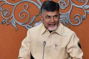 Met PM Modi to brief him on Ferderal Front? Chandrababu Naidu's barb at KCR