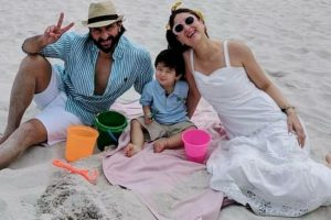 Taimur Ali Khan celebrates 2nd birthday in South Africa's Cape Town