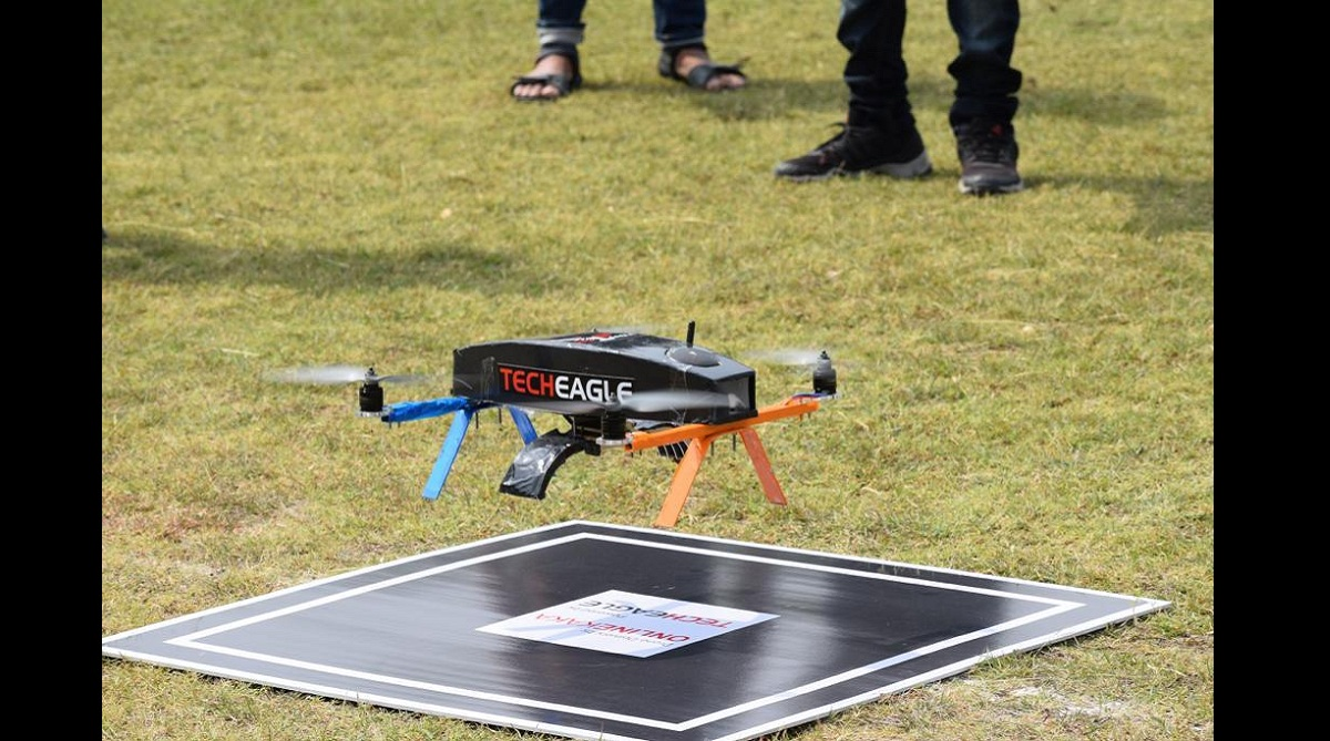 Zomato acquires TechEagle, a Lucknow-based drone delivery startup