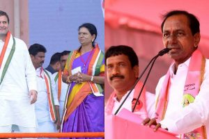 Telangana: Opposition upbeat riding on Congress-TDP tie-up, TRS confident too
