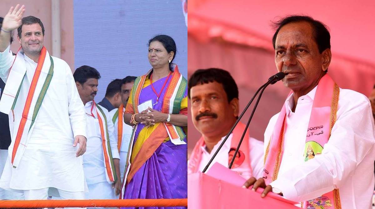 Assembly Elections 2018, 2018 Assembly Elections, Telangana Assembly polls, Telangana polls, Telangana elections, CM K ChandrasekharRao, Congress-TDP alliance